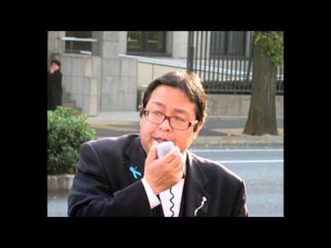 桜井誠 安保法案を巡り山本太郎、民主党の議員が国会で何をやっているのか??