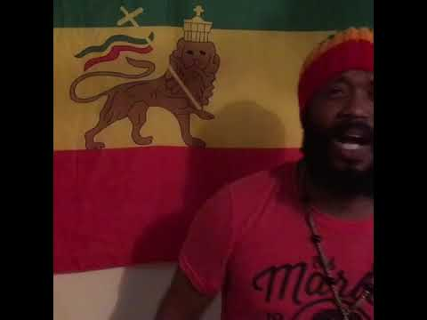 Warrior King Big Ups Rastafari JAMS (REGGAE Radio station)