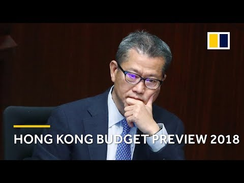 Hong Kong budget review 2018