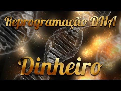 RECEBA DINHEIRO ABUNDÂNCIA E COISAS QUE JAMAIS IMAGINOU   REPROGRAMAÇÃO DE DNA PARA ATRAIR DINHEIRO