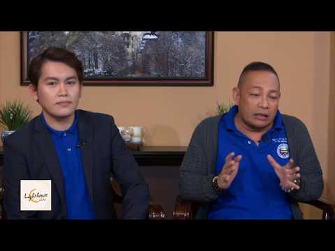 GCTV Lighthouse Cafe talks about the Pasig River Rehabilitation Commission