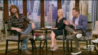 Billy Ray Cyrus 'Miley Cyrus Dad' Complete Interview on Live with Kelly and Ryan 2017