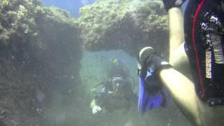 scuba diving/mallorca