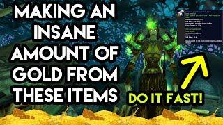 World Of Warcraft Gold Farm Best Farm To Do Before BFA