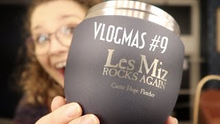 A Present From Les Mis! | Vlogmas 9