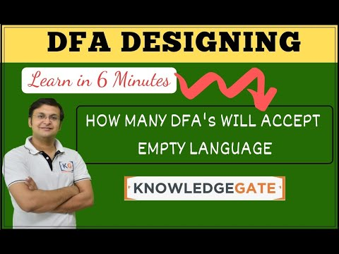 how many dfa will accept universal language   TOC   THEORY OF COMPUTATION   AUTOMATA   part-25