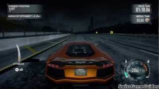 Need for Speed The Run - Challenge Series - Italy vs. the World - Autobahn Attack (3/5)