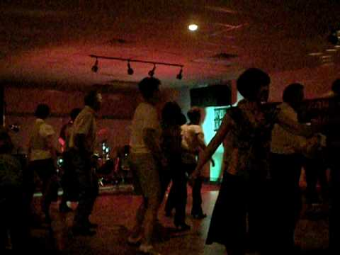Gig in Lincoln line dance to I feel lucky today