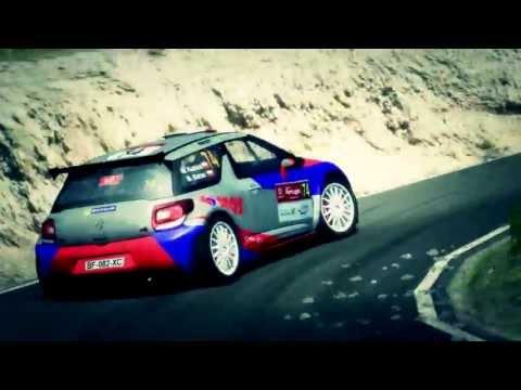 Kubica DS3 RRC Tour De Corse ERC 2013 Rally Islas Canaries