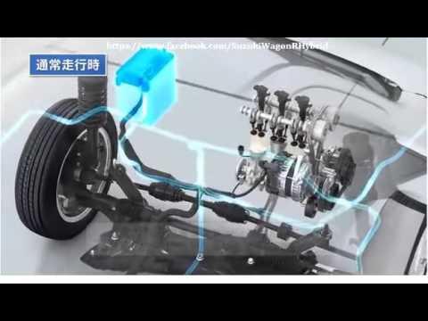 suzuki wagon r hybrid explain how it works youtube youtube suzuki wagon r stingray 2017 suzuki wagon r engine diagram #43