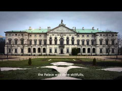 Conservation and revitalization of the Krasiński Palace (Palace of the Commonwealth)