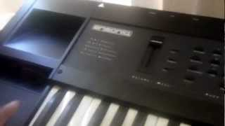 how to chop samples in the ensoniq eps eps 16 plus asr 10