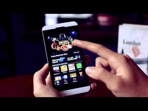Schannel - Đánh giá BlackBerry Z10 - CellphoneS