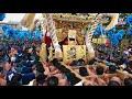 29年度 播州秋祭り 灘のけんか祭り 宵宮 中村屋台 宮入