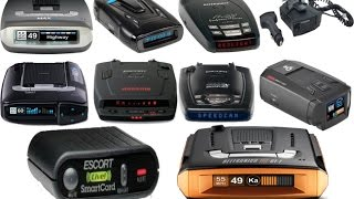 Best Radar Detectors 2019 - 🔥 Best Radar Detectors on The Market 2019