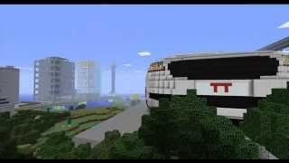 Minecraft Car  Audi TT