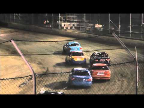 Street Stocks Heat 3 Latrobe Speedway 15/1/16