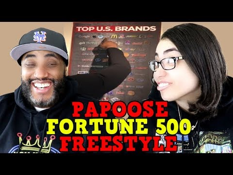 """MY DAD REACTS TO Papoose """"Fortune 500"""" Freestyle (Full Version) REACTION"""