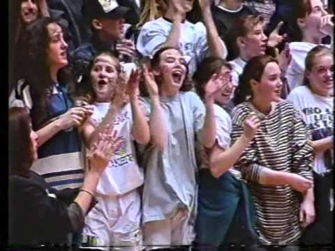 Lincoln Northeast vs. Columbus 1996 Class A Nebraska Basketball Championship Game