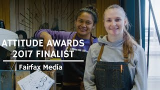 Fairfax Media - Attitude Awards 2017 Finalist