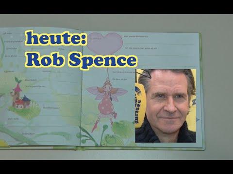 Freundschaftsbuch: Rob Spence