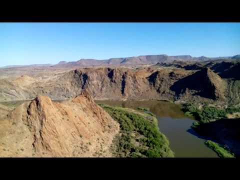 Augrabies Gorge, Orange River and Riemvasmaak