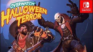 Overwatch Halloween Terror 2019 Event (Nintendo Switch)