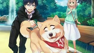 Топ 10 собак в аниме стиле