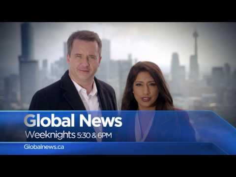 Global News Toronto Radio example - Farah