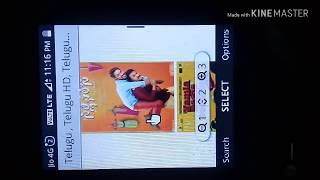 How to download New movies in jio phone in telugu kr teck