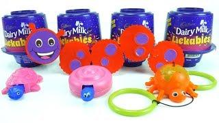 New Cadbury Lickables Suprise Toys For Kids