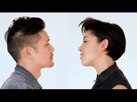Closer - The Chainsmokers ft Halsey (Kina Grannis ft. Harry Shum Jr.)