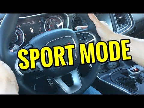 HOW To Use SPORT MODE: What It Does & How It Works!