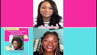 YOLONDA ROSS IG LIVE INTERVIEW WITH MISS PHASHUNTA