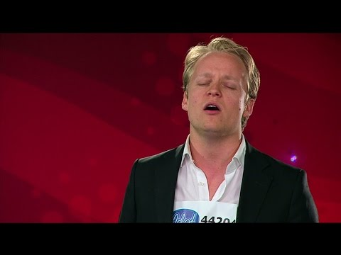 Andreas Weise första audition i Idol 2010 - Idol Sverige (TV4)