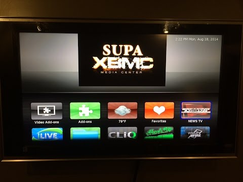 Top 10 Video Add-ons for XBMC  (How to add them to your XBMC)