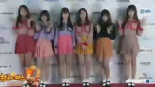161127 GFRIEND Red Carpet️ @2016 Super Seoul Dream Concert