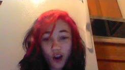 Alexlol33's Webcam Video from April 21, 2012 09:13 PM