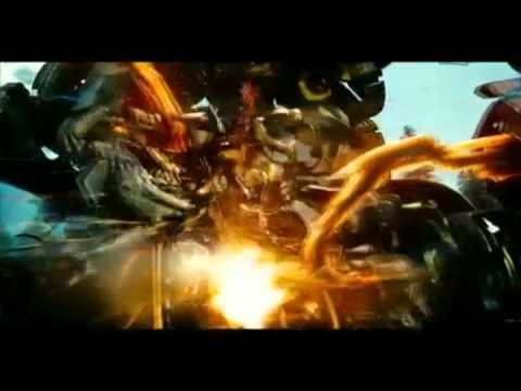 Transformers Skrillex - Right In AMV
