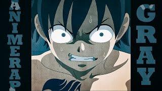 AnimeRap - Хвост Феи | Реп Про Грея Отмороженого | Fairy Tail Rap Gray | Fullbuster Rap 2014