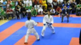 WKF Karate - Rafael AGHAYEV (AZE) & Serkan YAGCI (TUR) - FINAL