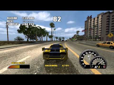 Dolphin GC/Wii Emulator - Burnout 2: Point Of Impact