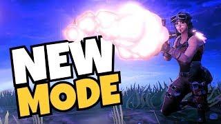 NEW MODE! Insane High Explosives! Rockets & Launchers Only! (Fortnite Battle Royale)