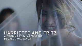 Harriette and Fritz: A Wedding at Palazzo Verde