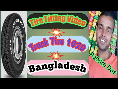 Professional Tire Changing Tyre 1020 Open Fitting Manual Kit In Bangladesh By Pabitra Das