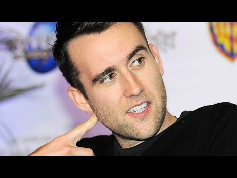 """Matthew Lewis opens up about Johnny Depp's role in """"Fantastic Beasts"""""""