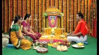 Varalaxmi Vratam (Telugu) Hithokthi - Sravana Varalakshmi Pooja