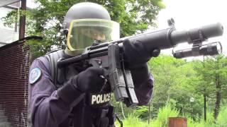 VFC MP5SD3 ガスブローバックガン -試射編- thumbnail