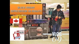 BLACK FRIDAY IN CANADA | EXPECTATION VS REALITY (BANGLA)  vlog-9