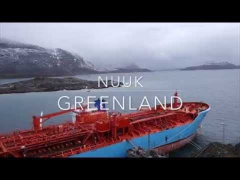 1 day in Nuuk, Greenland